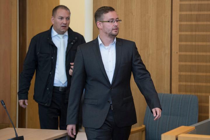 Münzenmaier wurde damals wegen Beihilfe zu gefährlicher Körperverletzung verurteilt.