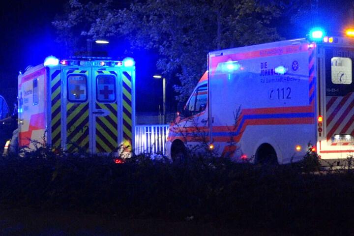 Ein Mann wurde schwer verletzt, ein weiterer Beteiligter erlitt leichte Verletzungen.