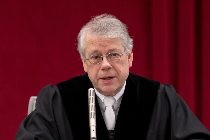 Richter Bernd Emminghaus wird die weitere Vorgehensweise im Prozess vorstellen.