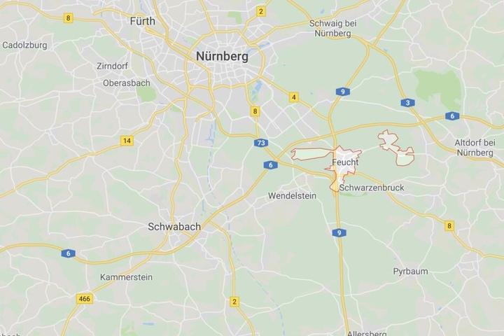Auf der Autobahn 9 bei Feucht ist es in Bayern zu einem schweren Verkehrsunfall gekommen.