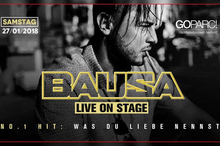 """Elf Wochen war Bausa mit """"Was du Liebe nennst"""" auf Platz eins in den Charts."""