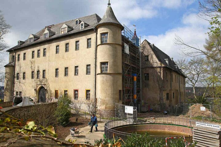 Das Schloss Lichtenstein wird zum Wellnesshotel umgebaut.