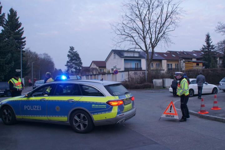 März 2018: In Böblingen wird nach einem Bombenfund ein Wohngebiet evakuiert.