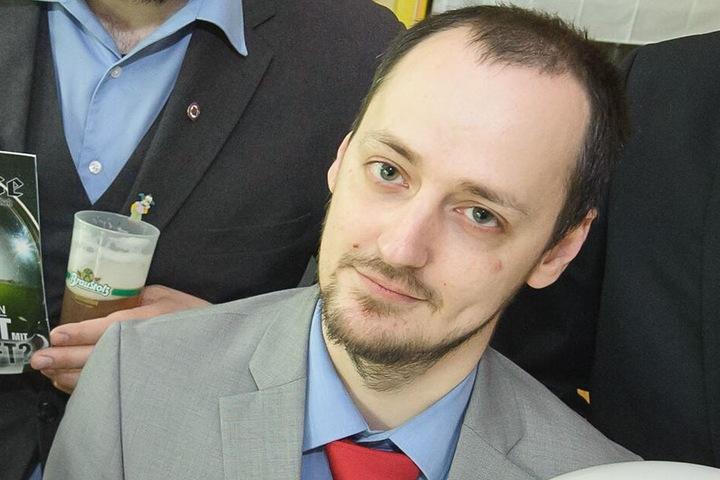 Sebastian Cedel (24, Die Partei)