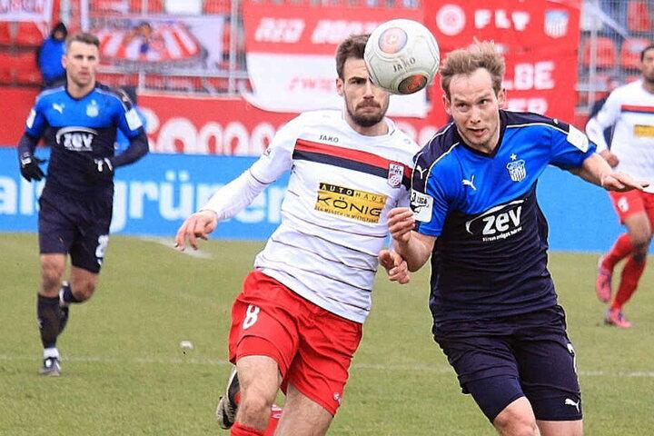 Trotz starkem Spiel mussten sich die Thüringer mit einer Niederlage begnügen.