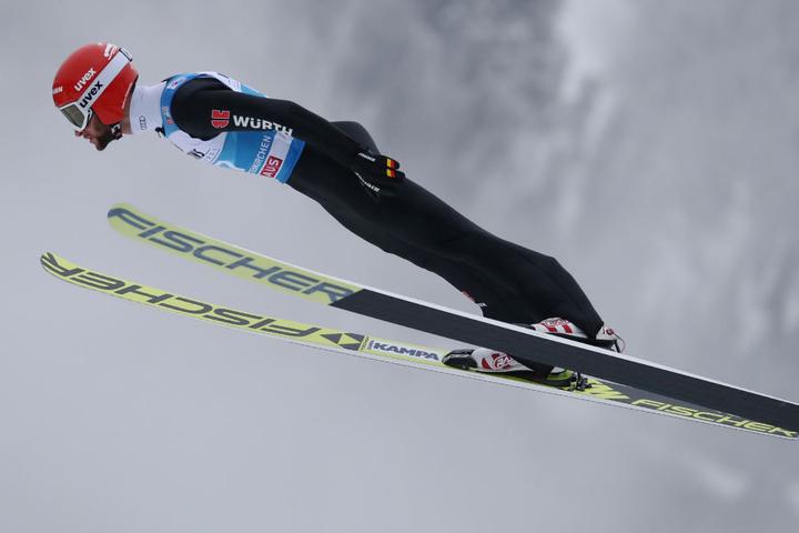 Markus Eisenbichler und die weiteren DSV-Adler sind in Garmisch-Partenkirchen erneut gefordert.