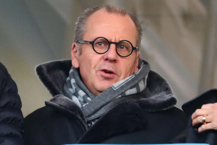 CFC-Insolvenzverwalter Klaus Siemon.