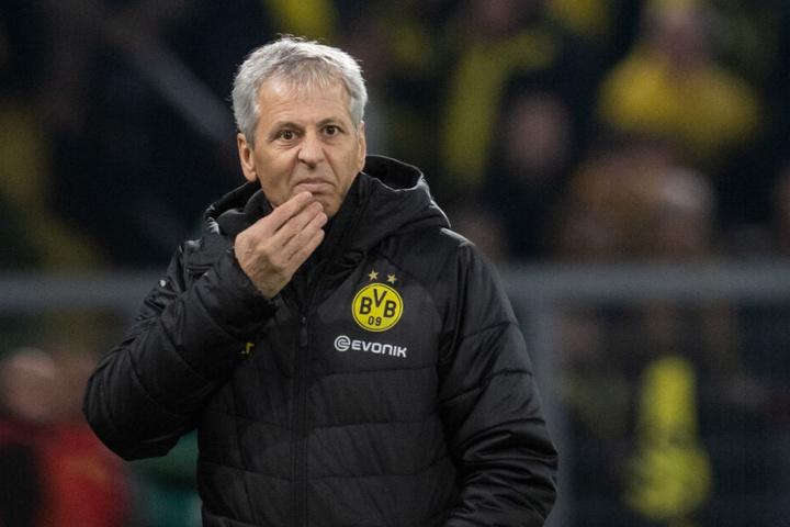 Lucien Favre und der BVB bangen um Thomas Delaney.