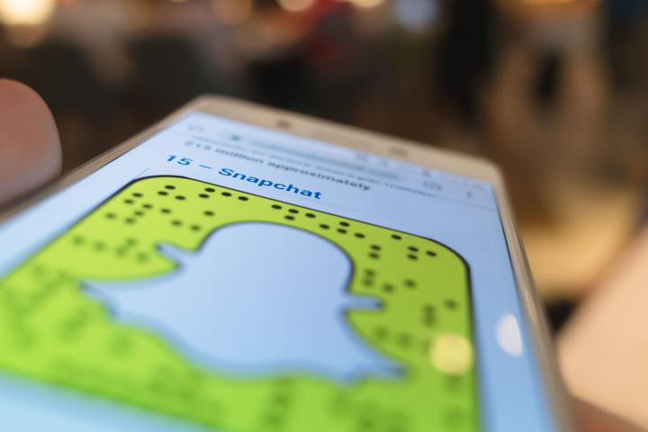 WhatsApp greift an: Snapchat wird es nicht leicht haben in der Zukunft (Symbolbild).