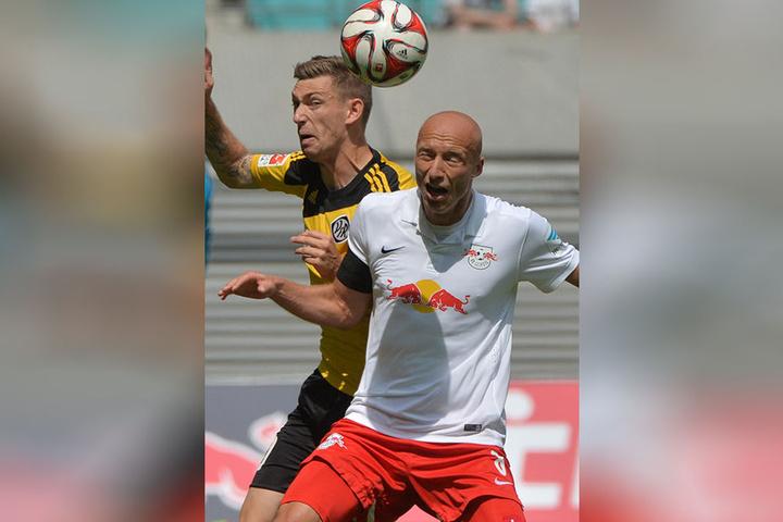 Tim Sebastian wurde direkt bei seinem Wechsel zu RB Leipzig 2010 als Mannschaftskapitän bestimmt.