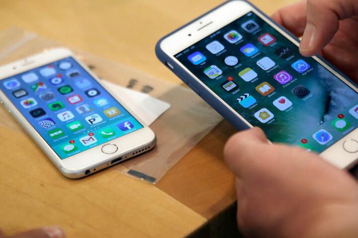 Der Rechtsstreit zwischen Qualcomm und Apple wird von beiden Seiten erbittert geführt. (Symbolbild)