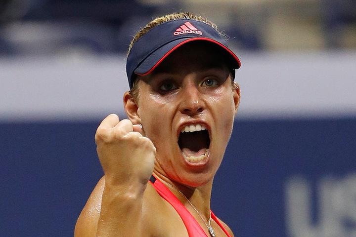 Nach Steffi Graf ist Kerber die zweite Deutsche Nummer eins der Welt.