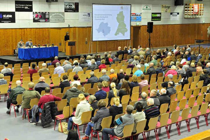 Bürgerplattformen sollen auch bei Einwohnerversammlungen in den Stadtteilen eingebunden werden.
