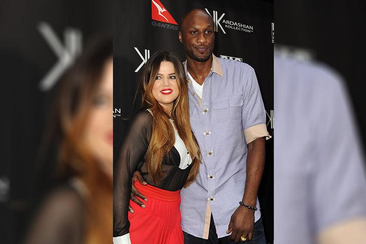 Khloe Kardashian und Lamar Odom waren früher ein Ehepaar.