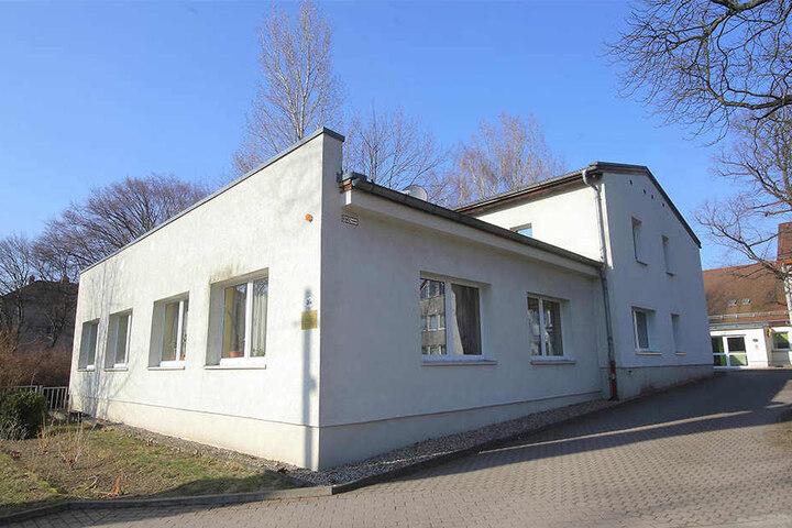 In diesem Obdachlosenheim an der Hubertusstraße gibt es Notunterkünfte.