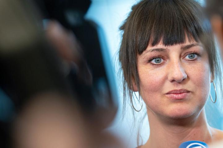 Nina Fuchs kämpft für Gerechtigkeit: Eine Online-Petition sorgt bei der Münchnerin für neue Hoffnung.
