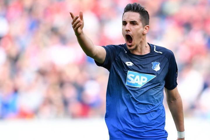 Benjamin Hübner gab sein Comeback bei der U23 der TSG Hoffenheim. (Symbolbild)