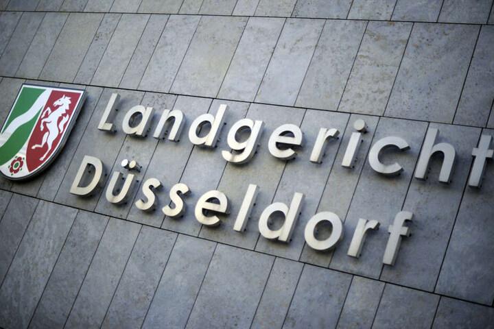 Der Prozess findet am Amtsgericht in Düsseldorf statt. Die Drahtzieher des Pflegebetrugs waren bereits zu Gefängnisstrafen verurteilt worden (Archivbild).