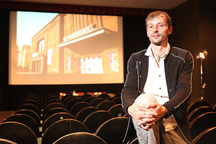 Will mit zwei weiteren Sälen das Angebot verbreitern: Geschäftsführer Stefan  Ostertag.