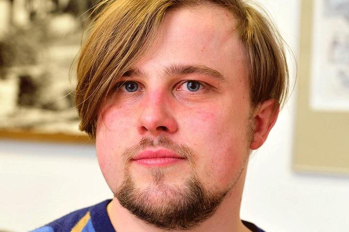 Stadtteilmanager Renè Bzdok (29) ist ein großer Fan der Stadtgarten-Ideen.