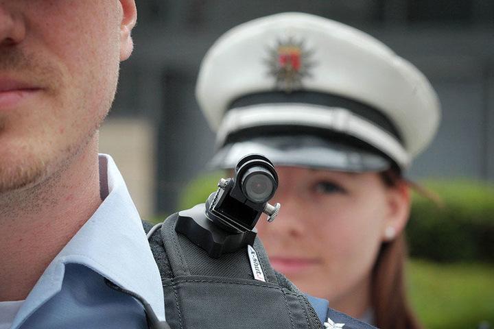 Neueste Technik wird der Polizei helfen.