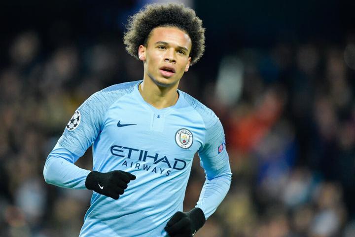Leroy Sané von Manchester City.