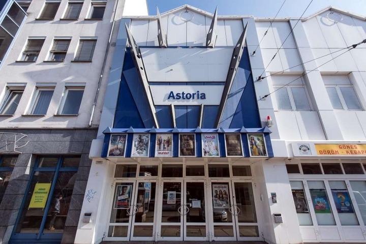 Das Astoria-Kino wurde 1929 eröffnet. Jetzt bekam es eine fünf Millionen teure Frischzellenkur.