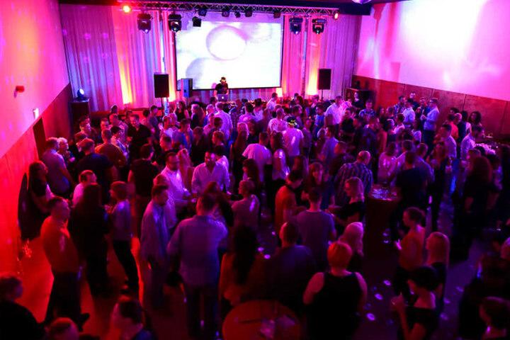 Ü30-Partys so wie hier sind immer ein Besuchermagnet. Das soll am Samstag auch in Erfurt so sein.