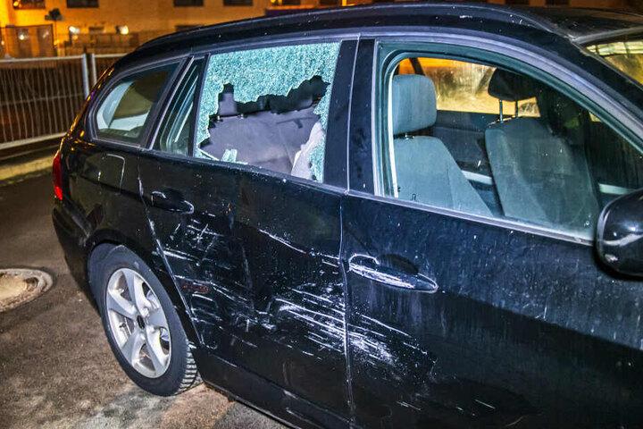 60.000 Euro Schaden bei einer Fahrt verursachte der Mann.