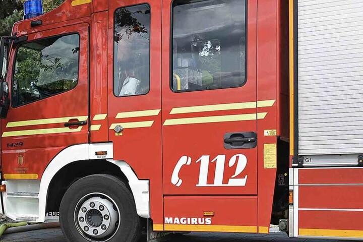Die Feuerwehr in München ist tierisch viel unterwegs. (Archivbild)