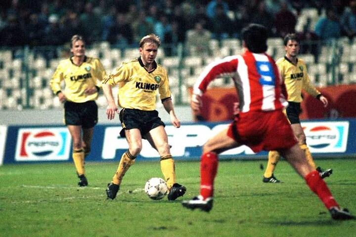 Im Europapokal erlebte die SGD unvergessliche Momente, bis der Verein gegen Roter Stern Belgrad ausschied und für europäische Wettbewerbe gesperrt wurde.
