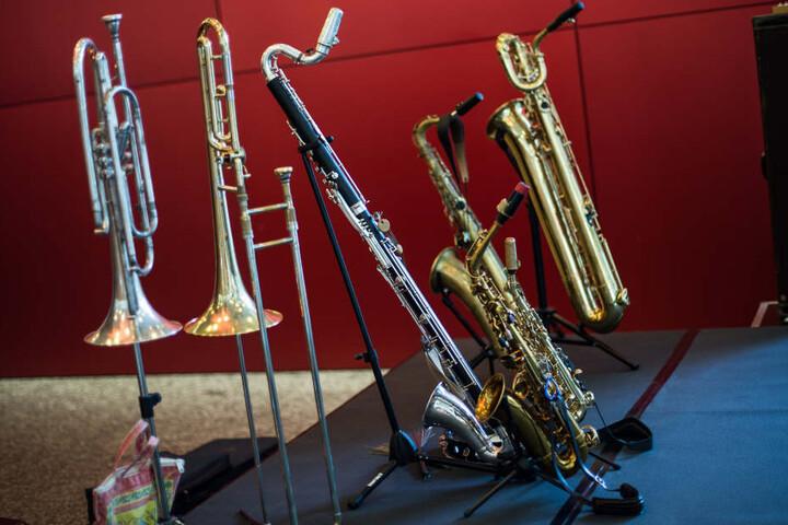 """Mit Sicherheit werden auch Klänge von diesen Instrumenten bei der """"Funk & Soul Night"""" zu hören sein."""