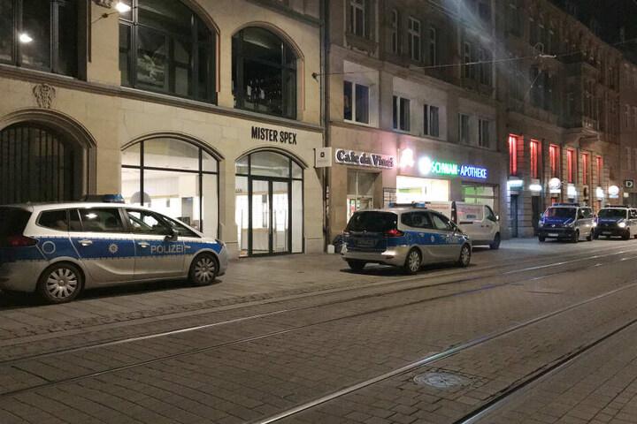 Auch die Apotheke wurde Opfer von Einbrechern.