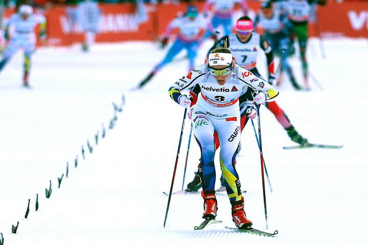 Internationale Ski-Athleten sollen 2018 an dem Sprintwettbewerb teilnehmen.