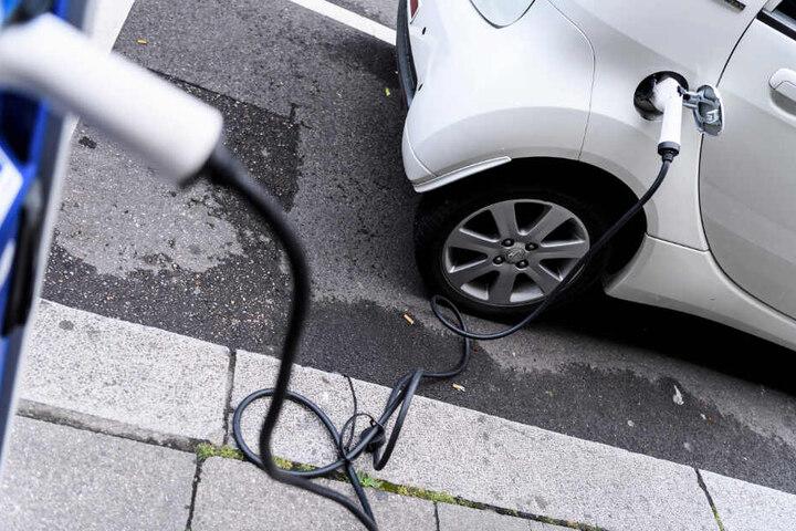 Elektro-Fahrzeuge haben durchweg Automatikgetriebe. (Symbolbild)