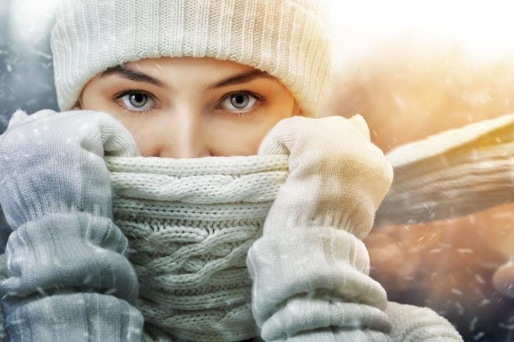 Jetzt kommt der Winter: Zieht Euch warm an! (Symbolbild)