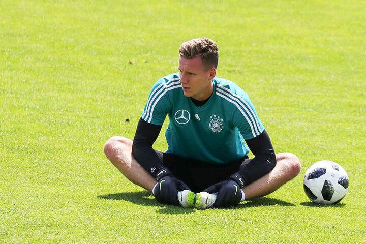 Bayer Leverkusens Torwart Bernd Leno ist nicht bei der WM dabei.