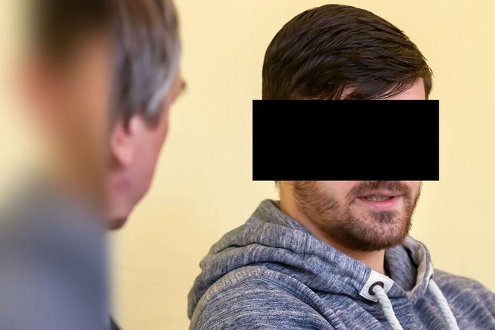 Hardy G. steht wieder in Zwickau vor Gericht.