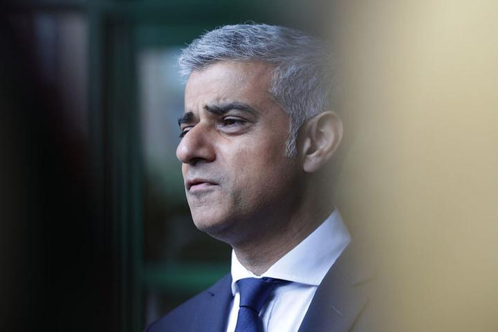 Sadiq Khan, Bürgermeister von London, lehnt einen Besuch von Trump ab.
