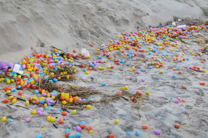 Ostern auf Langeoog... Im Winter.