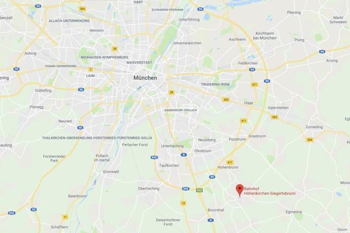 In Höhenkirchen-Siegertsbrunn im Süden Münchens ist es in Bayern zu einem tödlichen Unfall gekommen.