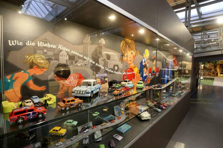 Ein großer Teil der Sammlung ist bereits jetzt im August-Horch-Museum Zwickau zu sehen.