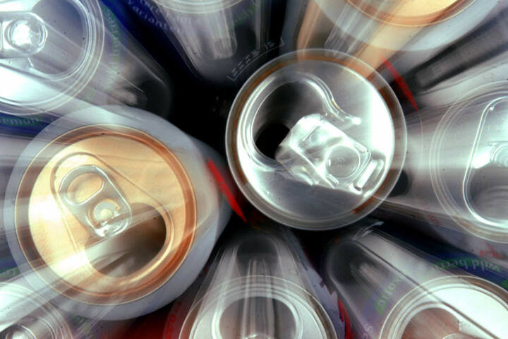 Durch die geworfene Getränkedose entstand ein Schaden von rund 300 Euro (Symbolfoto).