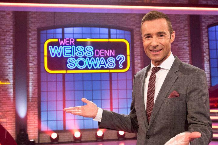 Bereits seit Juli 2015 moderiert Kai Pflaume die Sendung im Vorabend-Programm von Das Erste.