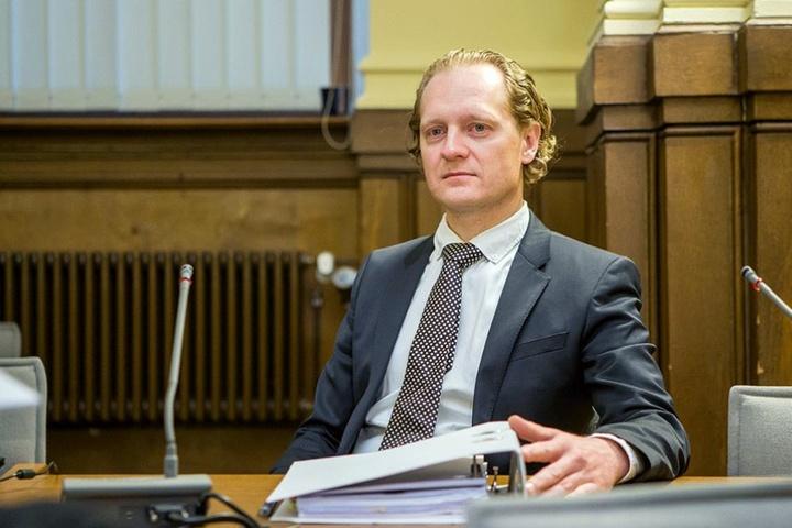 Mitbegründer und Ex-Finanzvorstand von Unister: Daniel Kirchhof - angeklagt wegen Computerbetrugs, Steuerhinterziehung und unerlaubten Betreibens von Versicherungsgeschäften.