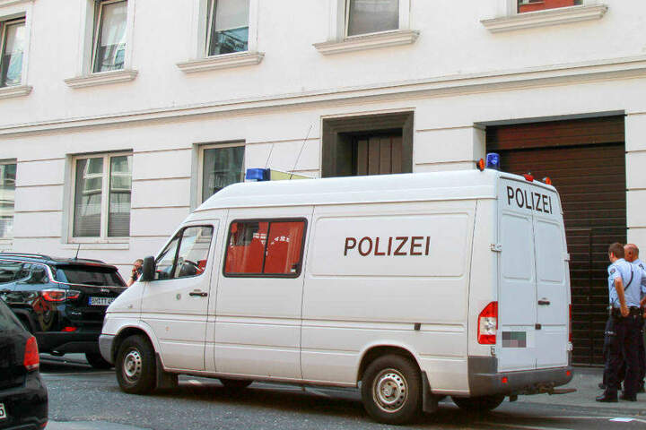 In diesem Haus am Friesenplatz hat die Schießerei stattgefunden.