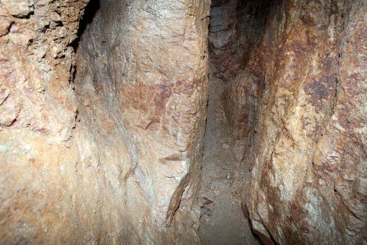Archäologen haben in einem alten Bergwerk in Dippoldiswalde bei Dresden einen Sensationsfund gemacht.