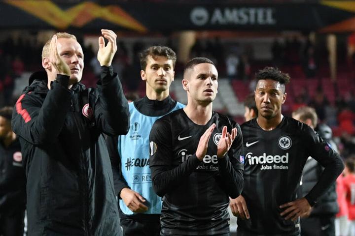 Im Europa League-Viertelfinal-Rückspiel muss die Eintracht in der heimischen Commerzbank Arena einen 4:2-Rückstand aus dem Hinspiel wettmachen.
