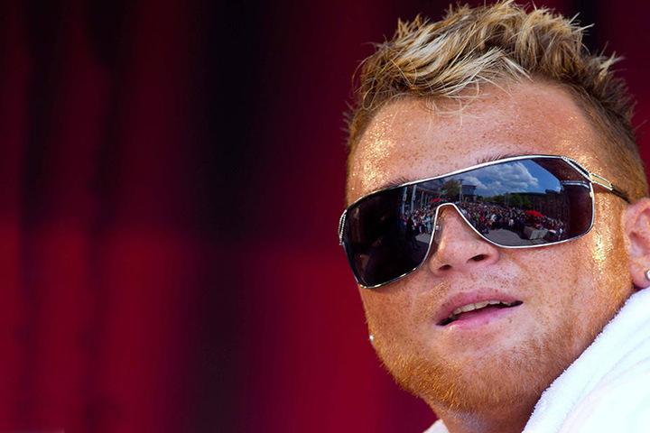 """Beim """"DSDS""""-Finale 2010 wurde Menowin Fröhlich Zweitplatzierter, ebenso wie im Finale von """"Promi Big Brother"""" 2015."""