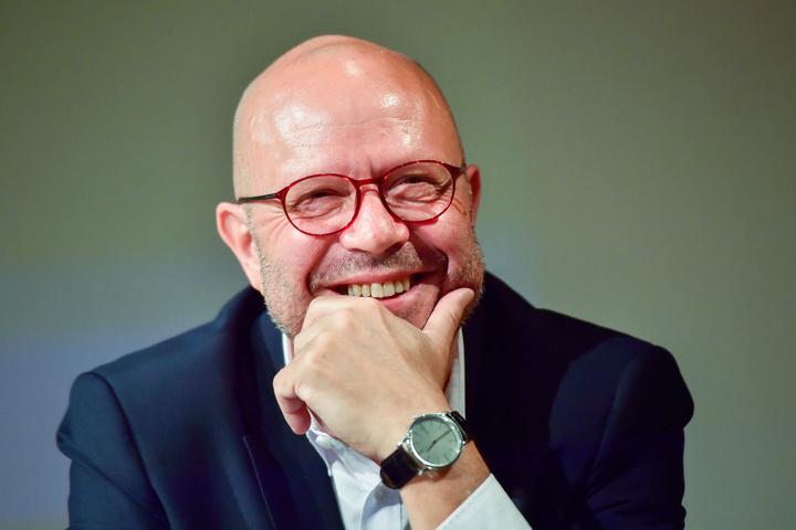 CVAG-Sprecher Stefan Tschök (60) hofft auf das Verständnis der Kunden, falls  am Donnerstag ein Bus ausfällt.